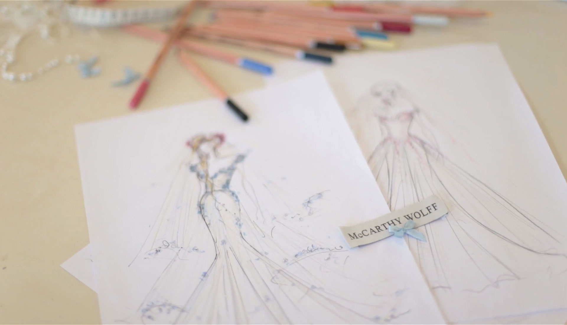 Designing Bespoke Bridal Wear & Corsetry