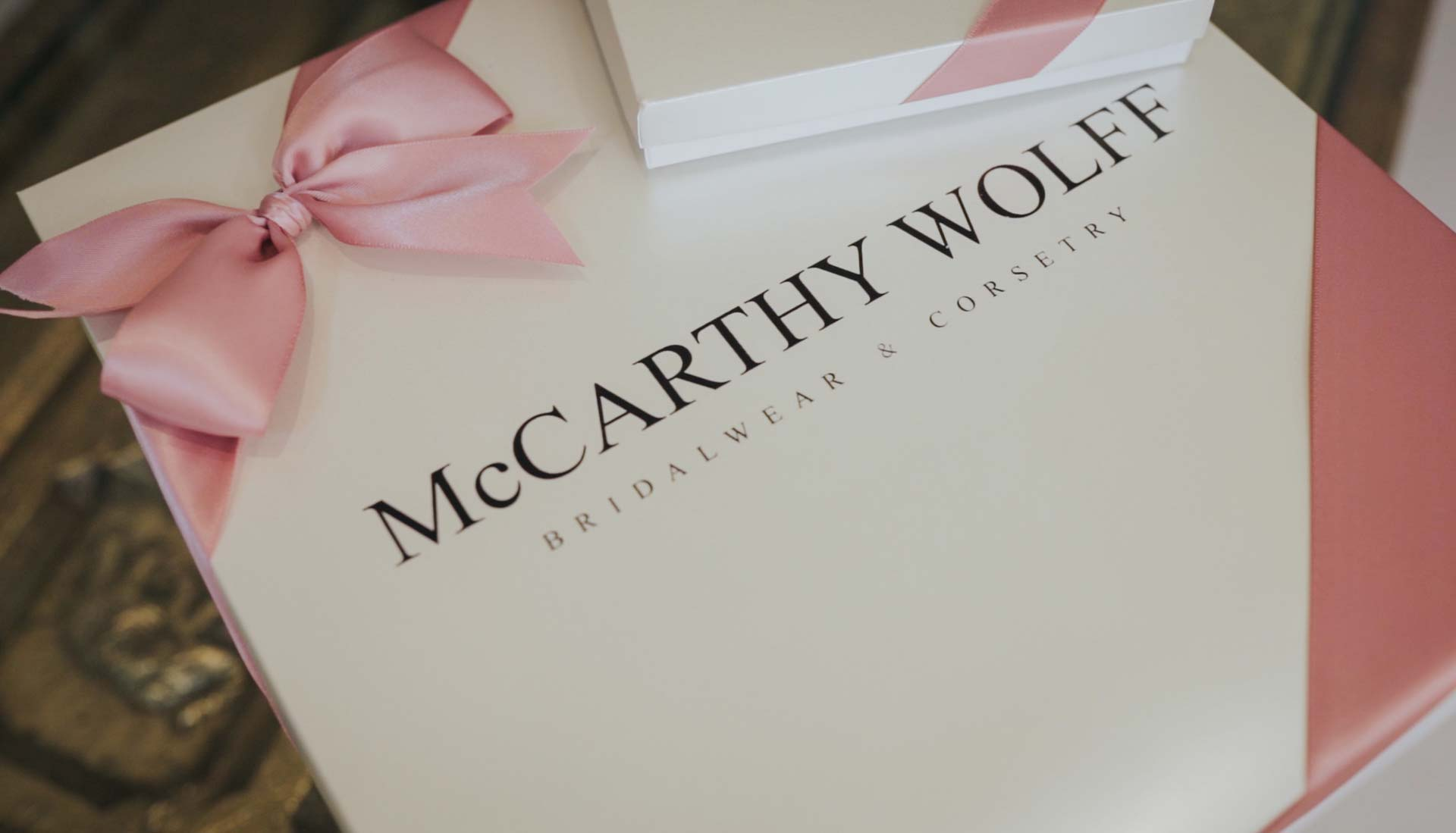 McCarthy Wolff creations are bespoke