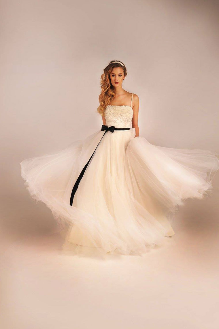Audrey Vintage Wedding Dresses
