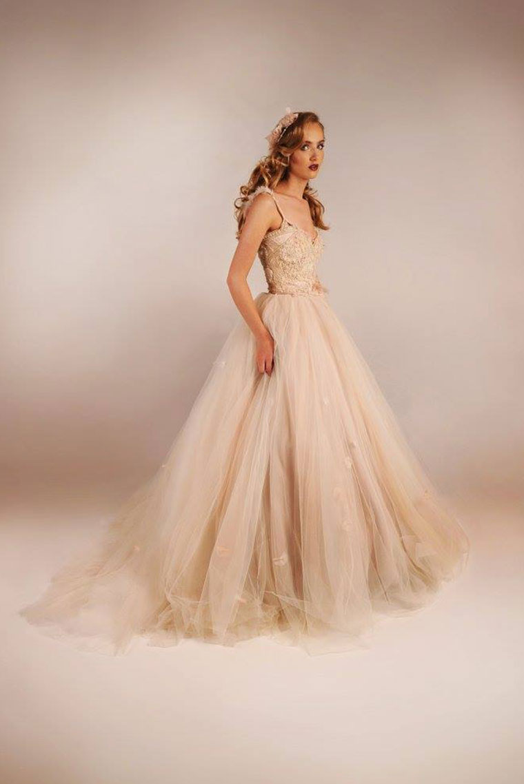 Aurora Vintage Wedding Dresses