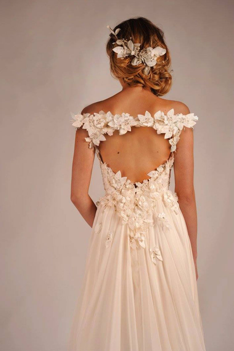 Catherine Vintage Wedding Dresses