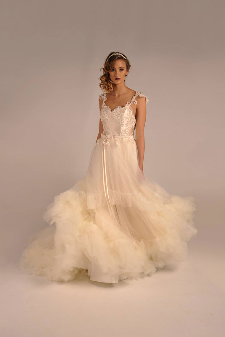 Elizabeth Vintage Wedding Dresses