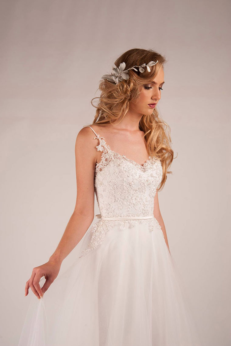 Isabella Vintage Wedding Dresses