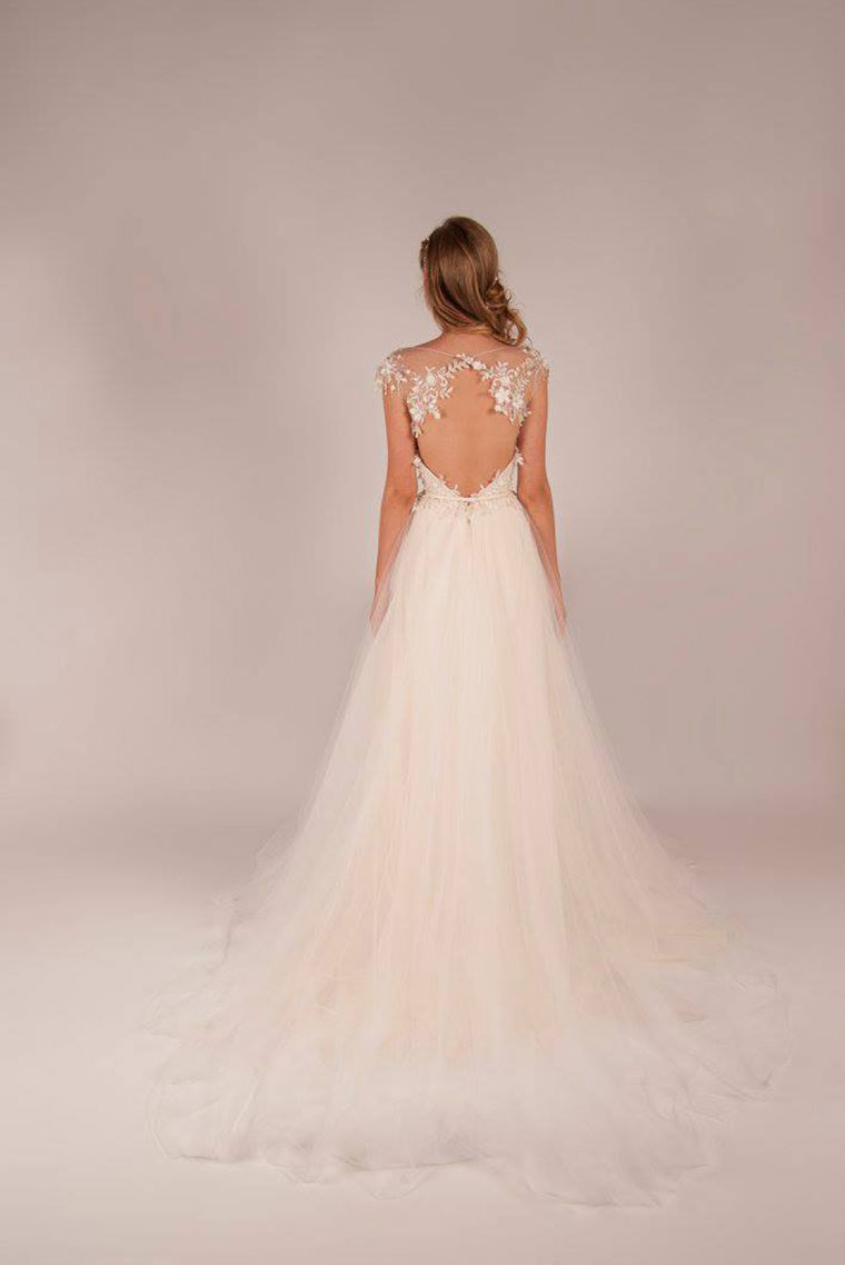 Olivia Vintage Wedding Dresses